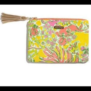 Lilly Pulitzer for Target clutch NWT